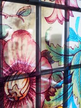 Rosenthal Fensterdekor